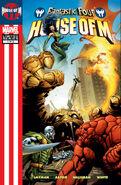 Fantastic Four House of M Vol 1 1