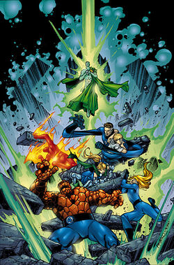 Fantastic Four Vol 3 49 Textless