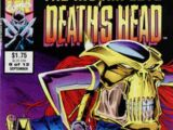 Incomplete Death's Head Vol 1 9