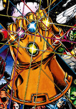 Infinity Gauntlet (Item) from Infinity Gauntlet Vol 1 1 0001