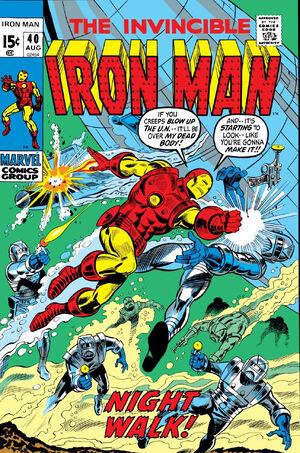 Iron Man Vol 1 40