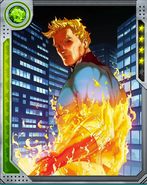 Jonathan Storm (Earth-616) from Marvel War of Heroes 009
