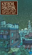 Karachi from Ms. Marvel Vol 4 9 001
