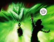 Loki Laufeyson (Kid Loki) (Earth-616) and Loki Laufeyson (Ikol) (Earth-616) from Journey into Mystery Vol 1 622 0001