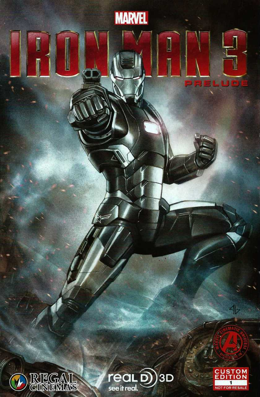Marvel 39 s iron man 3 prelude vol 1 1 marvel database - Iron man 1 images ...