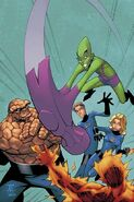 Marvel Age Fantastic Four Vol 1 11 Textless
