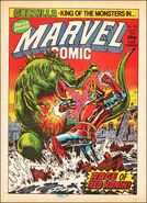 Marvel Comic Vol 1 350