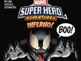 Marvel Super Hero Adventures: Inferno Vol 1 1