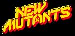 New Mutants Vol 4 logo