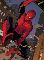 Peter Parker (Earth-81545) from Amazing Spider-Man Vol 1 640 001