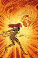 Phoenix Resurrection The Return of Jean Grey Vol 1 1 Fried Pie Exclusive Variant Textless
