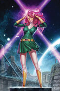 Phoenix Resurrection The Return of Jean Grey Vol 1 2 Jean Grey Variant Textless