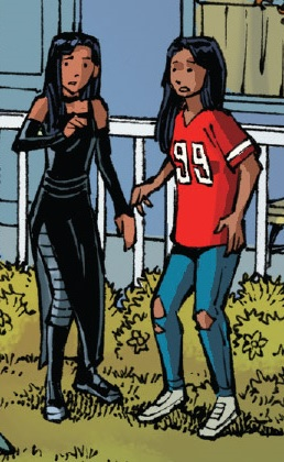 File:Preeti Malhotra (Earth-616) and Swapna Malhotra (Earth-616) from Secret Empire Brave New World Vol 1 1 001.jpg