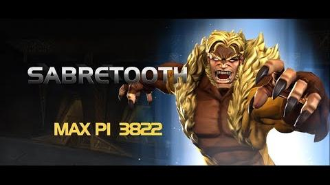 Sabretooth Special Moves Marvel Contest of Champions
