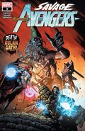 Savage Avengers Vol 1 9