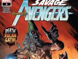 Savage Avengers Vol 1 9