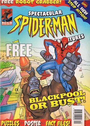 Spectacular Spider-Man (UK) Vol 1 60