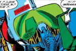 Tirador (Earth-616) from X-Men Vol 1 112 001