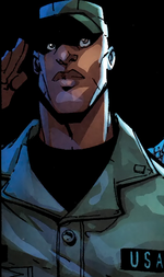 Tyler (USAF) (Earth-616) from Amazing Spider-Man Vol 1 648 001