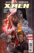 Ultimate Comics X-Men Vol 1 7 Silvestri Variant