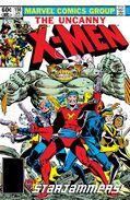 Uncanny X-Men Vol 1 156