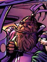 Volstagg (Earth-8101) from Marvel Apes Vol 1 2 001