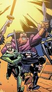 Warriors Three (Earth-717) What If Thor Vol 1 1