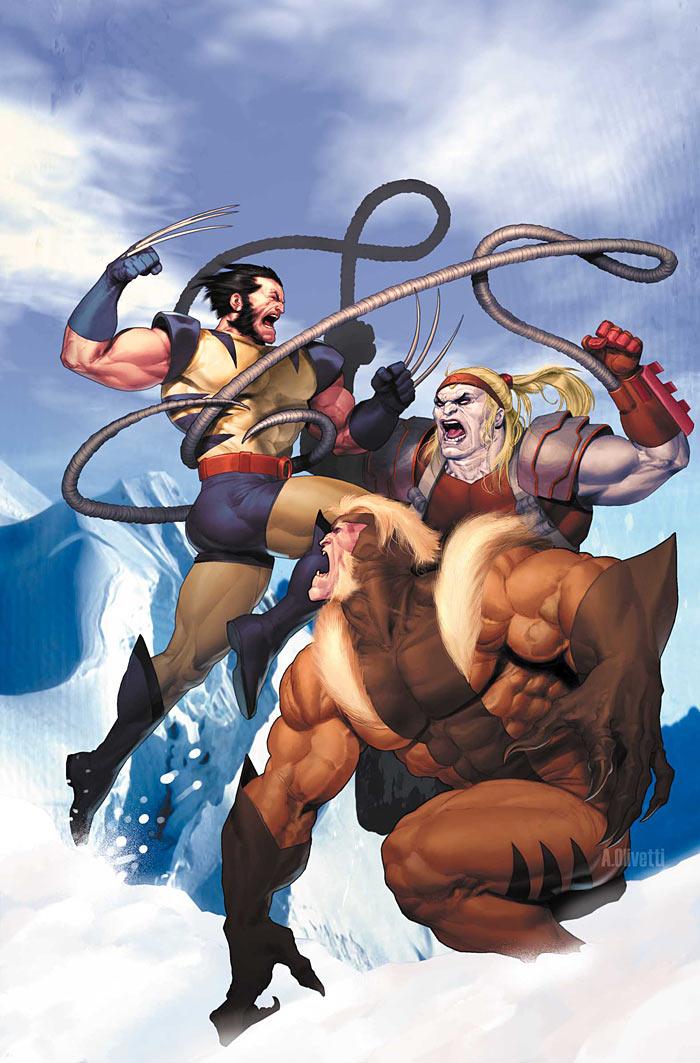 Wolverine Origins Vol 1 8 Variant Olivetti Textless.jpg