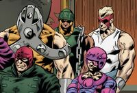 Wrecking Crew (Earth-58163) House of M Masters of Evil Vol 1 1