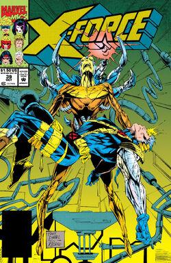 X-Force Vol 1 39