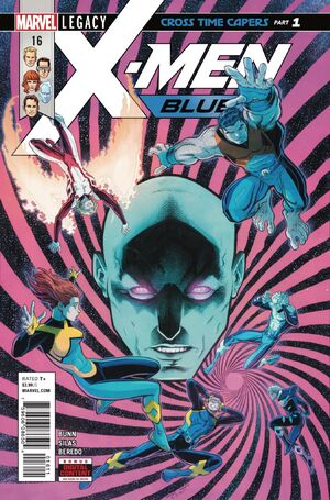 X-Men Blue Vol 1 16