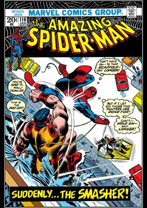 Amazing Spider-Man Vol 1 116