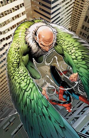 Amazing Spider-Man Vol 5 20.HU Textless