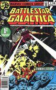 Battlestar Galactica Vol 1 1