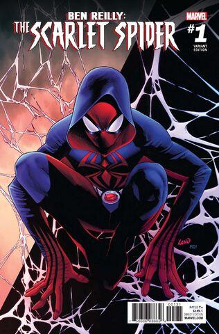 File:Ben Reilly Scarlet Spider Vol 1 1 Land Variant.jpg