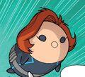 Black Widow (Tsum Tsum) (Earth-616) from Marvel Tsum Tsum Vol 1 1 001.jpg