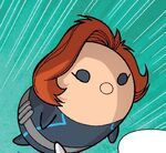 Black Widow (Tsum Tsum) (Earth-616) from Marvel Tsum Tsum Vol 1 1 001