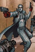 Charlie Cluster-7 (Earth-616) from X-Force Vol 4 2 001