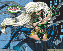 Charlotte Witter (Earth-616) from Amazing Spider-Man Vol 2 9 0001