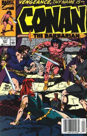 Conan the Barbarian Vol 1 231