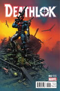Deathlok Vol 5 3 Deodato Variant