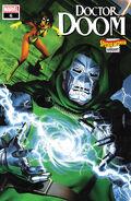 Doctor Doom Vol 1 6 Spider-Woman Variant