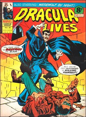Dracula Lives (UK) Vol 1 36