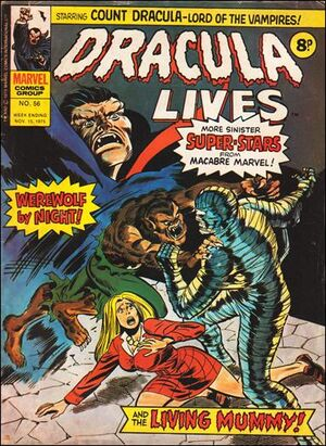 Dracula Lives (UK) Vol 1 56