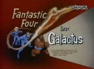 Fantastic Four (1967 animated series) Season 1 15 Screenshot