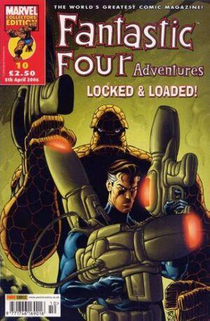 Fantastic Four Adventures Vol 1 10