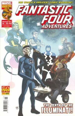 Fantastic Four Adventures Vol 2 15