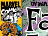Fantastic Four Vol 1 349