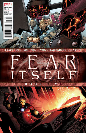 Fear Itself Vol 1 5