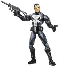 Frank Castle (Earth-616) from Marvel Universe (Toys) Series I Wave III 0001
